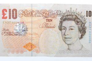 Ten-pound-note